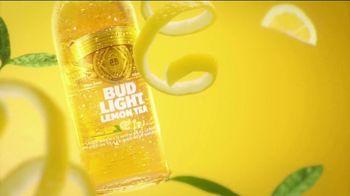 Bud Light Lemon Tea TV Spot, 'New for Summer' Song by Bebu Silvetti - Thumbnail 8