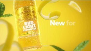 Bud Light Lemon Tea TV Spot, 'New for Summer' Song by Bebu Silvetti - Thumbnail 9