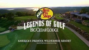 Big Cedar Lodge TV Spot, '2019 Bass Pro Shops Legends of Golf' - Thumbnail 10