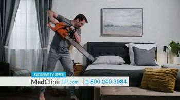 MedCline LP Shoulder Relief System TV Spot, 'Night Time Shoulder Pain'