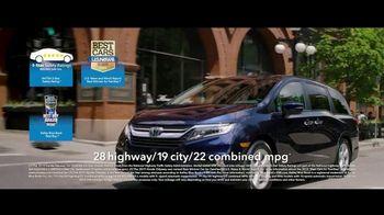 2019 Honda Odyssey LX TV Spot, 'Life Is Better: Food Adventures' [T2] - Thumbnail 2
