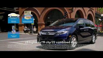 2019 Honda Odyssey LX TV Spot, 'Life Is Better: Food Adventures' [T2] - Thumbnail 3
