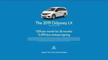 2019 Honda Odyssey LX TV Spot, 'Life Is Better: Food Adventures' [T2] - Thumbnail 7
