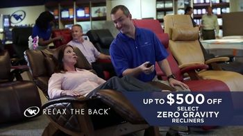 Relax the Back Memorial Day Event TV Spot, 'Solutions to Improve Your Life' - Thumbnail 5