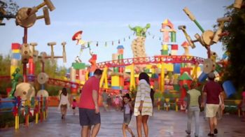Disney World TV Spot, 'Travel Channel: Why Go?' - Thumbnail 3