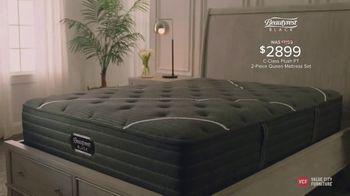 Value City Furniture TV Spot, 'Dream Mattress Studio: Beautyrest Black Sets' - Thumbnail 4