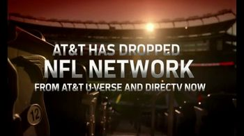 NFL Network TV Spot, 'AT&T and DIRECTV: In the Dark' - Thumbnail 1