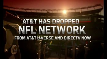NFL Network TV Spot, 'AT&T and DIRECTV: In the Dark' - Thumbnail 2