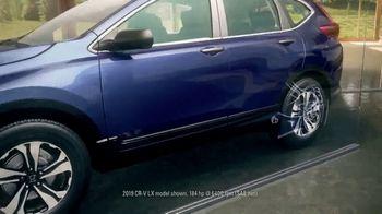 2019 Honda CR-V TV Spot, 'Ready for Adventure' [T2] - Thumbnail 3
