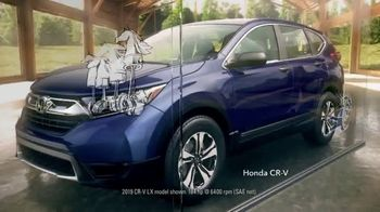 2019 Honda CR-V TV Spot, 'Ready for Adventure' [T2] - Thumbnail 4