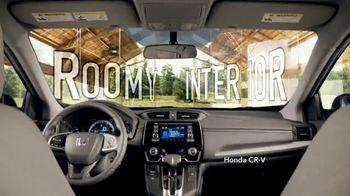 2019 Honda CR-V TV Spot, 'Ready for Adventure' [T2] - Thumbnail 5