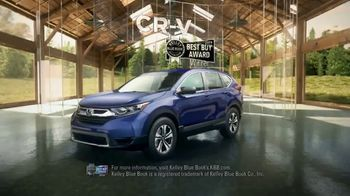 2019 Honda CR-V TV Spot, 'Ready for Adventure' [T2] - Thumbnail 8