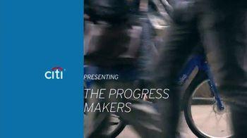 Citi TV Spot, 'Progress Makers: New York Citi Bikes' - Thumbnail 3