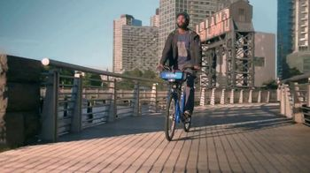 Citi TV Spot, 'Progress Makers: New York Citi Bikes'
