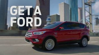 Ford Memorial Day Sales Event TV Spot, 'Get a Ford: SUVs' [T2] - Thumbnail 5