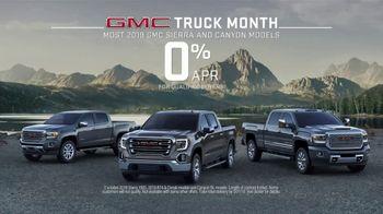 GMC Truck Month TV Spot, 'Jaw Drop' [T2] - Thumbnail 7