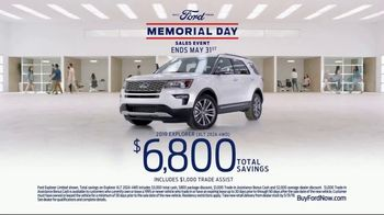 Ford Memorial Day Sales Event TV Spot, 'Highest Owner Loyalty' [T2] - Thumbnail 9