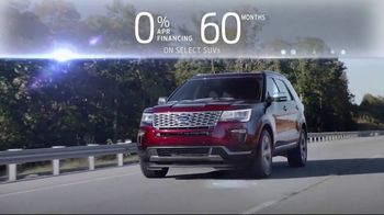 Ford Memorial Day Sales Event TV Spot, 'Highest Owner Loyalty' [T2] - Thumbnail 3