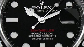 Rolex Oyster Perpetual TV Spot, 'Sea Dweller' - Thumbnail 5