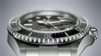 Rolex Oyster Perpetual TV Spot, 'Sea Dweller' - Thumbnail 6