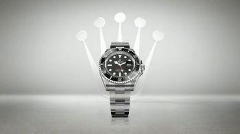 Rolex Oyster Perpetual TV Spot, 'Sea Dweller' - Thumbnail 7