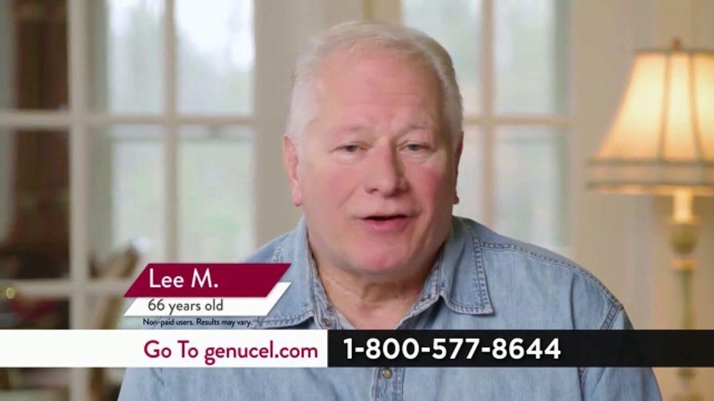 Chamonix Genucel TV Commercial, 'Sagging Jawline'