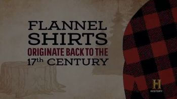 Duluth Trading Company TV Spot, 'History Channel: Paul Bunyan' - Thumbnail 1