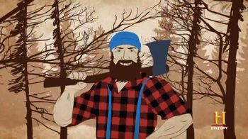 Duluth Trading Company TV Spot, 'History Channel: Paul Bunyan' - Thumbnail 6