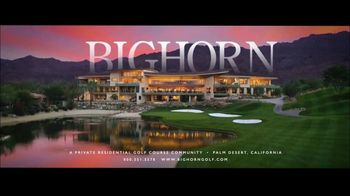 Bighorn Golf Club TV Spot, 'Visionary' - Thumbnail 10