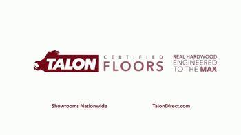 Talon Hardwood Flooring TV Spot, 'Beauty for Your Home: 20 Percent Off' - Thumbnail 9