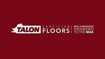 Talon Hardwood Flooring TV Spot, 'Beauty for Your Home: 20 Percent Off' - Thumbnail 1