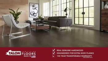 Talon Hardwood Flooring TV Spot, 'Beauty for Your Home: 20 Percent Off' - Thumbnail 2