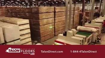 Talon Hardwood Flooring TV Spot, 'Beauty for Your Home: 20 Percent Off' - Thumbnail 4