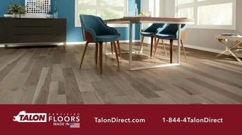 Talon Hardwood Flooring TV Spot, 'Beauty for Your Home: 20 Percent Off' - Thumbnail 6
