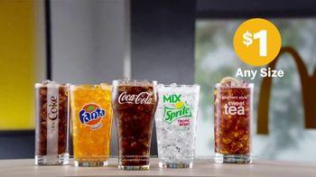 McDonald's TV Spot, 'Own the Drink Run' - Thumbnail 3