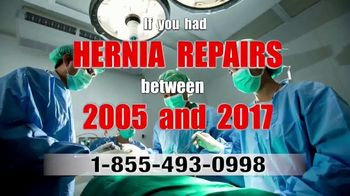 Injury News TV Spot, 'Hernia Repair Surgery' - Thumbnail 2