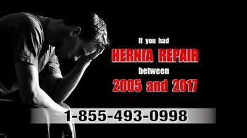 Injury News TV Spot, 'Hernia Repair Surgery' - Thumbnail 6