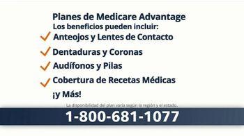 MedicareAdvantage.com TV Spot, 'Los beneficios que se merece' [Spanish]