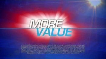 Honda Memorial Day Sales Event TV Spot, 'Spend Less, Get More' [T2] - Thumbnail 5