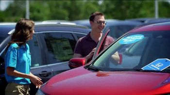Honda Memorial Day Sales Event TV Spot, 'Spend Less, Get More' [T2] - Thumbnail 8