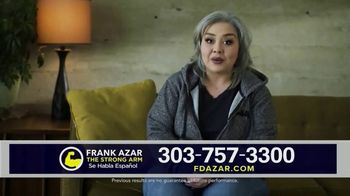 Franklin D. Azar & Associates, P.C. TV Spot, 'Selena: Red Light Accident'