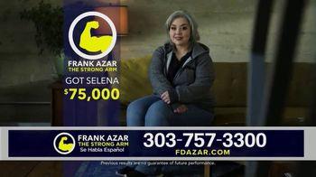 Franklin D. Azar & Associates, P.C. TV Spot, 'Selena: Red Light Accident' - Thumbnail 6