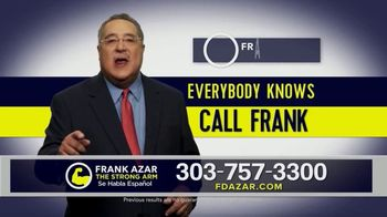 Franklin D. Azar & Associates, P.C. TV Spot, 'Selena: Red Light Accident' - Thumbnail 9
