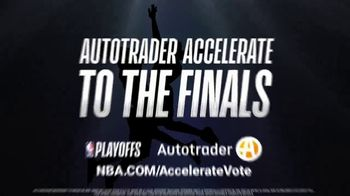 Autotrader TV Spot, 'NBA Playoffs: Accelerate to the Finals' - Thumbnail 9
