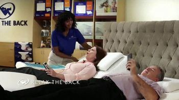 Relax the Back Memorial Day Event TV Spot, 'A Better Morning'