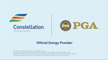 Constellation Energy TV Spot, 'Ahead of the Game' Featuring Jim Furyk - Thumbnail 9