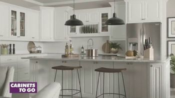 Cabinets To Go TV Spot, 'Dream Kitchen: Buy One, Get One' - Thumbnail 1