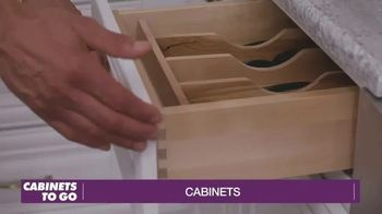 Cabinets To Go TV Spot, 'Dream Kitchen: Buy One, Get One' - Thumbnail 4