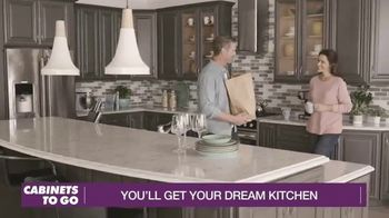 Cabinets To Go TV Spot, 'Dream Kitchen: Buy One, Get One' - Thumbnail 6