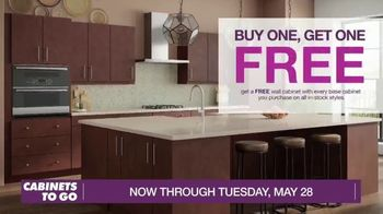 Cabinets To Go TV Spot, 'Dream Kitchen: Buy One, Get One' - Thumbnail 7